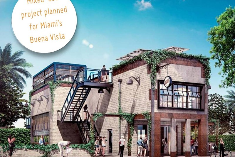 New Mixed-Use Project Proposed for Buena Vista Neighborhood