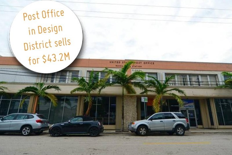 Over $41 Million in Profit for Mail Carriers Union in Design District Sale