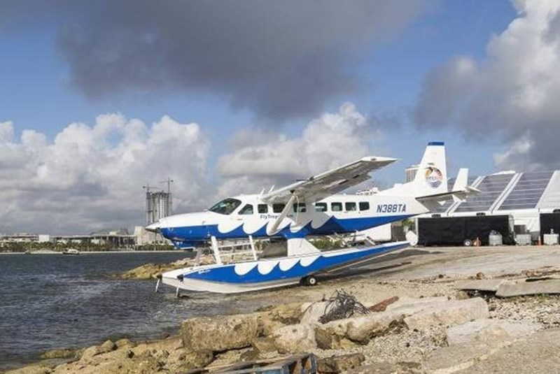 Dead Watson Island Projects Spring to Life with a Seaplane Terminal, Megayacht Marina, and More