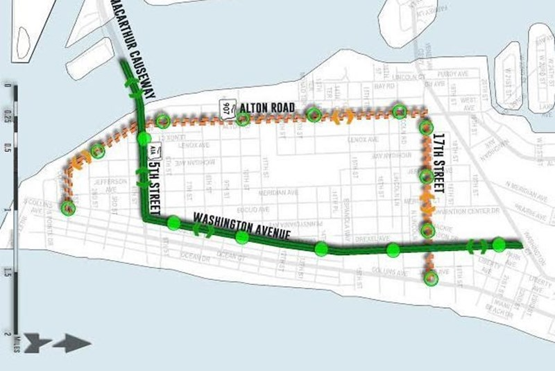 Miami Beach Is a Go for Streetcar System, Soon to Add Miami, Midtown, MIA, and More