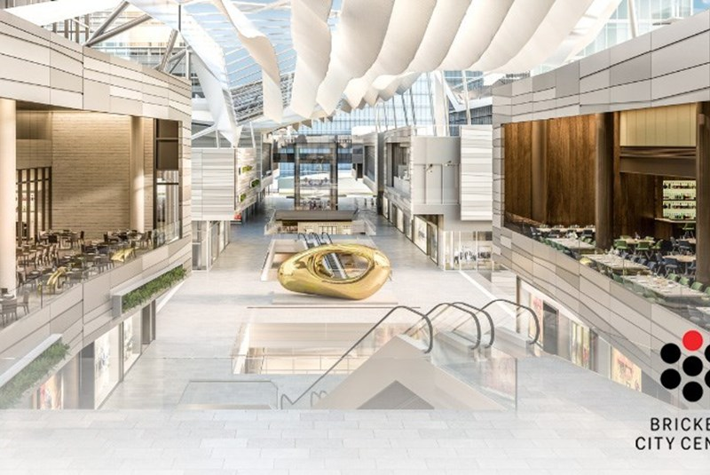 Brickell City Centre Releases a List of the Newest Tenants to the Upcoming Mall