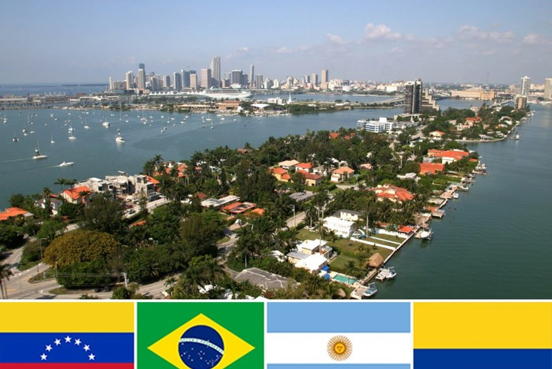International Buyers Account for 36% of All Real Estate Sales in South Florida, Study Says