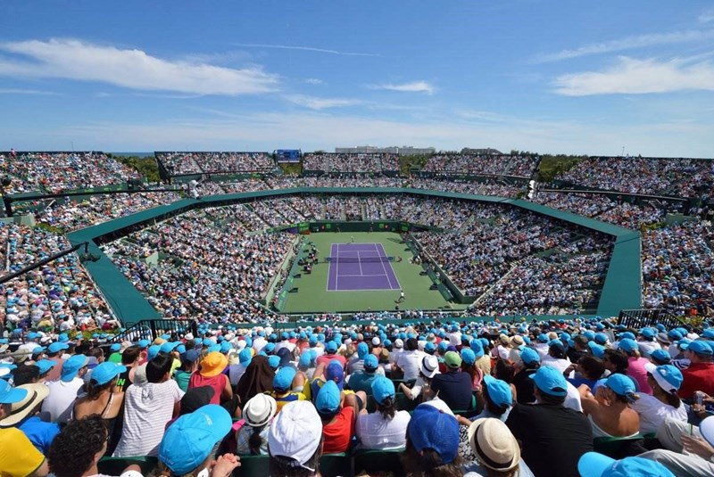 Miami Open 2016 – Two Weeks of World-Class Tennis and Entertainment