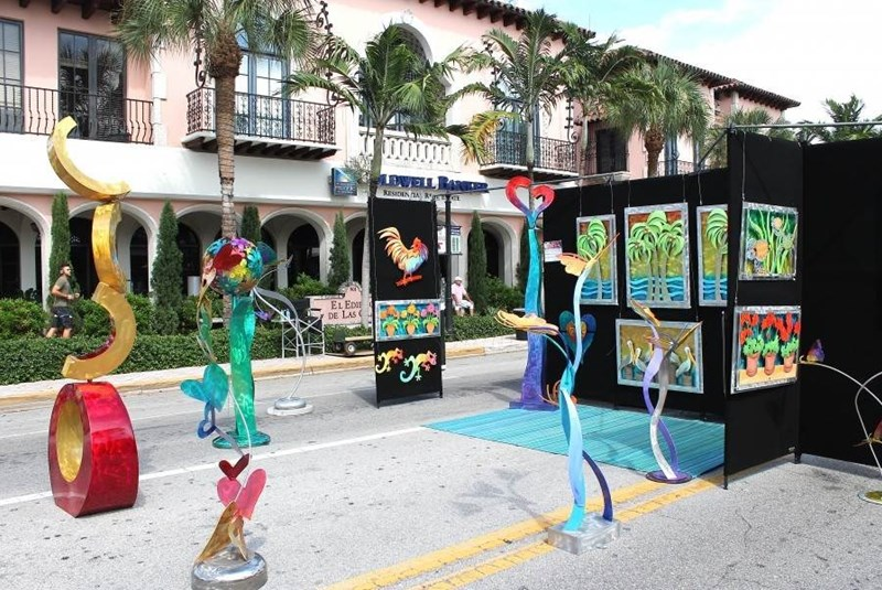 52nd Annual Key Biscayne Art Festival – Curated Art on an Inspiring Island