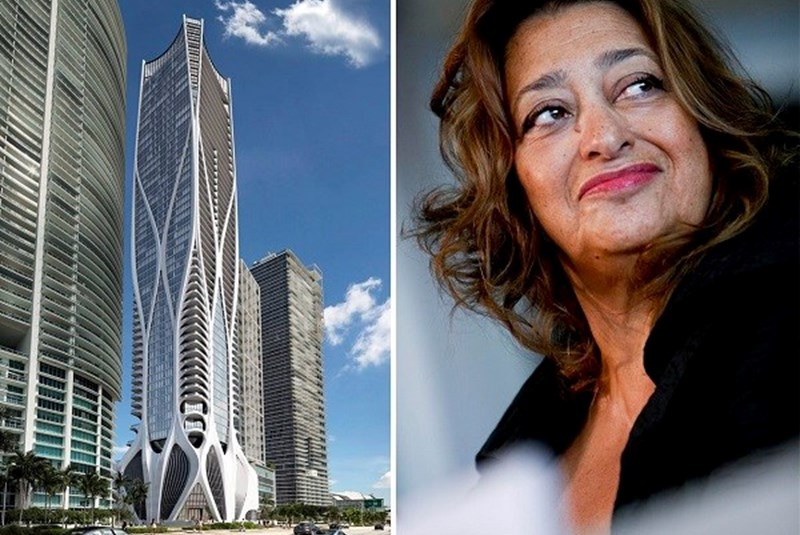 Building Designed by Zaha Hadid May Hold Additional Value