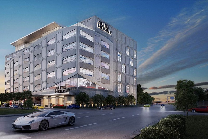 Overtown (Yes, Overtown) Gets Country's First Luxury Car Condos as AutoHouse's Sales Launch