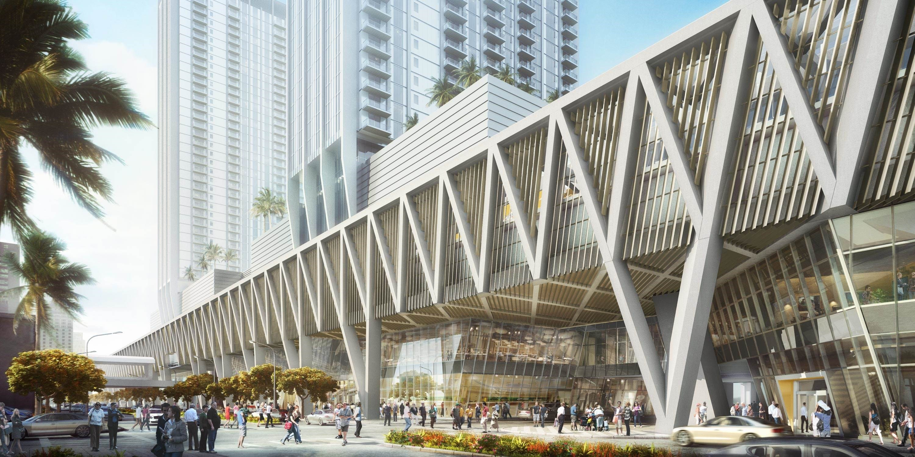 Editorial: Traffic-Busting Transit-Oriented Development of Condos and Apartments in Miami