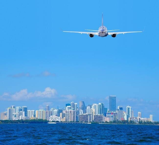 Do Direct Flights Lead to Growth in the Miami Real Estate Market?