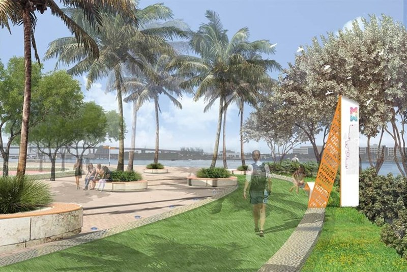 Will the Miami Baywalk Ever Get Done?