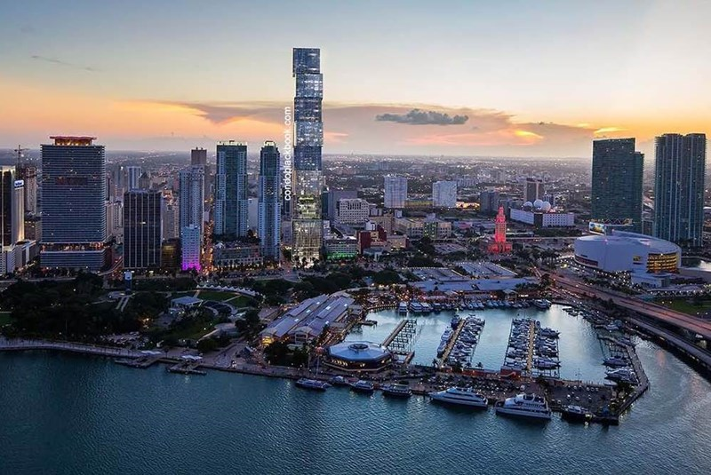New Waldorf Astoria To Transform Miami Skyline