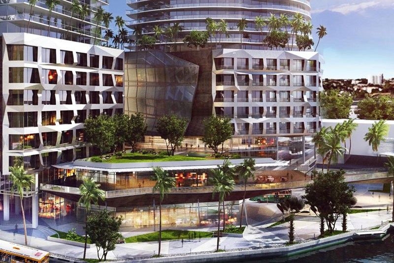 Chetrit Group Rivals Brickell City Centre with New Megaproject