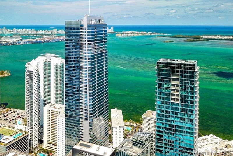 Four Seasons Residences Penthouse Shatters Miami Sales Record