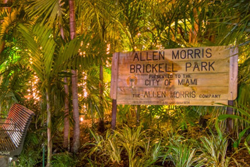 Allen Morris Sues the City of Miami, They Want Their Park Back