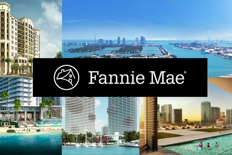 Fannie Mae Approved Condos in Miami Florida