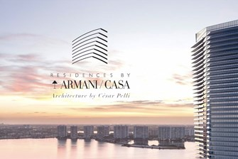 Residences by Armani/Casa First Look