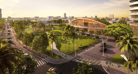 South Beach is Getting Lots of New Park Space