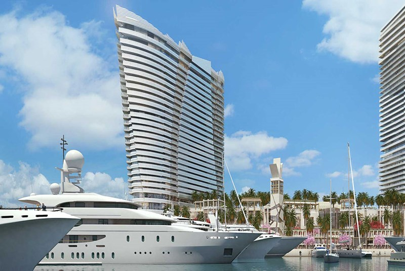 Island Gardens Mega-Yacht Marina and Resort Project Moving Forward on Watson Island