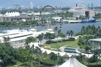 Skywheel will add Miami to list of Cities Around the World with Iconic Ferris Wheels