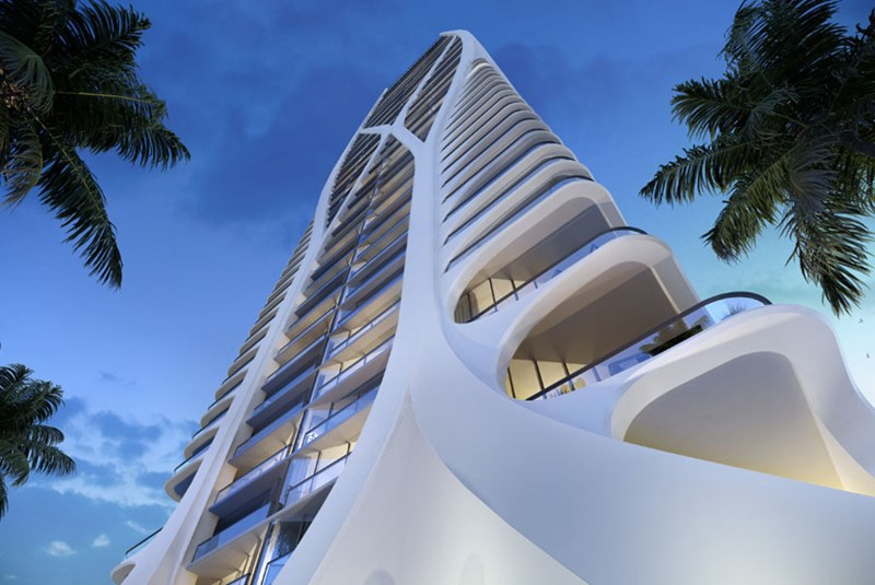 4 Gorgeous New Miami Architectural Projects