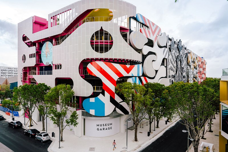 Who Would Have Thought Parking Garages Could be This Awesome? 5 Amazing Miami Parking Garages