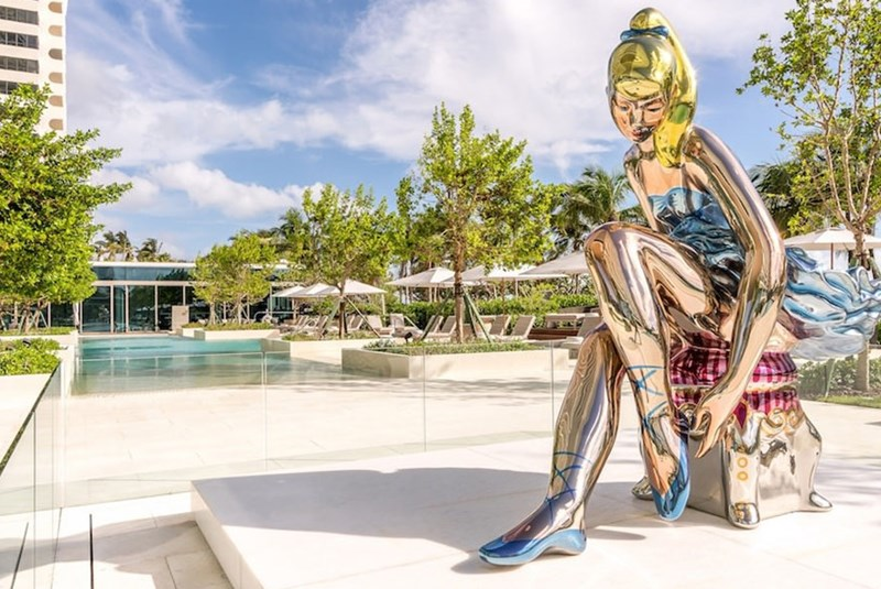 Miami's Most Artsy Condo Buildings