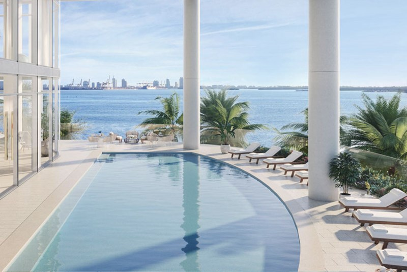 Top 9 Miami Condos with Exclusive Beach Club Access