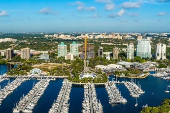 Mapping Coconut Grove's Gated Communities