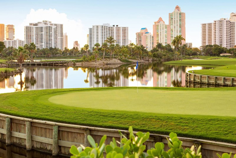 The Best Miami Golf Courses for City Living