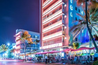 Love Miami Vice? Mid Century Modern? Miami's Most Luxurious Vintage and Retro Condo Buildings are Calling