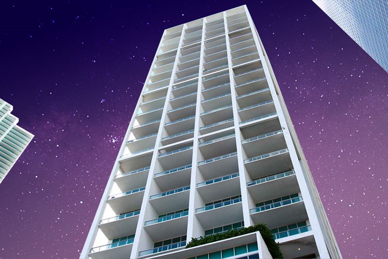 Miami Nightlife: Show-Stopping Condos by Night