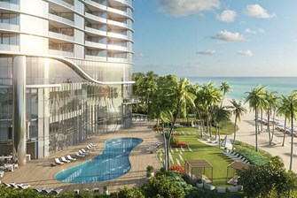 These Condos Have the Best Pools in Miami for Swimmers
