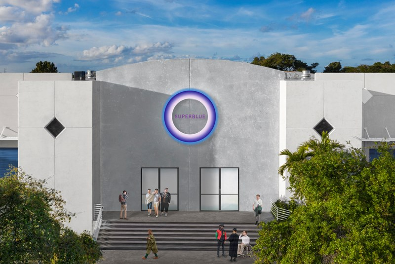 Superblue, Miami's First Experiential Art Space, is Coming to Allapattah