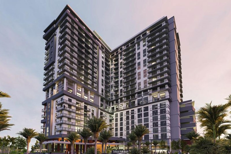 These Two New Miami Towers Could Become Edgewater's Latest Developments