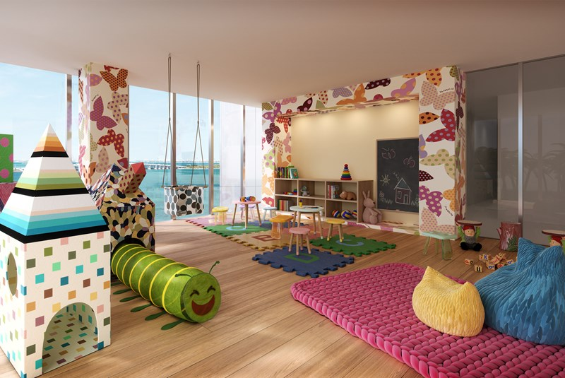 Family Friendly Condos: The Top 3 Buildings in Edgewater, Miami