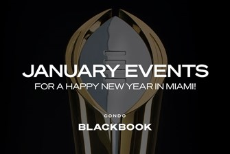 January Events for a Happy New Year 2021 in Miami!