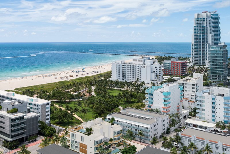 The Most Luxurious Boutique Condo Buildings in South Beach