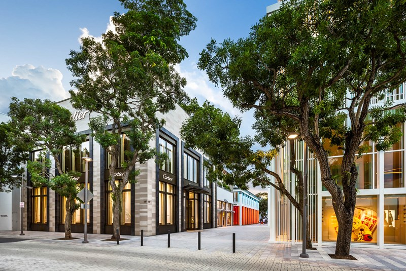 Miami Design District is World's First LEED-Certified Gold Neighborhood