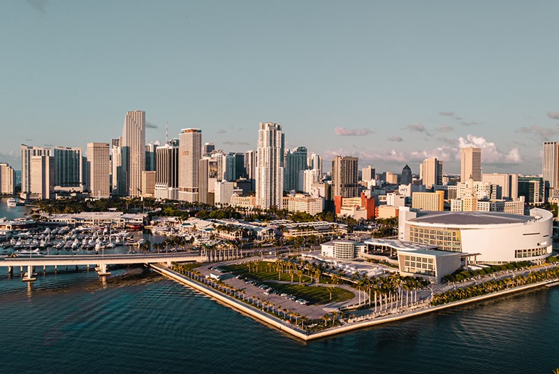 #Miamitech, Wall Street of the South: These Tech and VC Firms are Investing in Miami