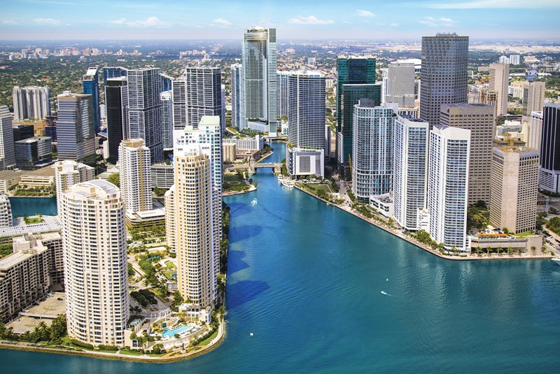 Miami Building Boom 2021: These are the 12 New Condo Development Projects Planned to Date