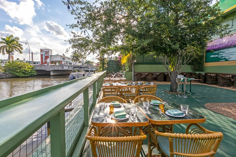 The Top 26 Miami Restaurants for Outdoor Dining