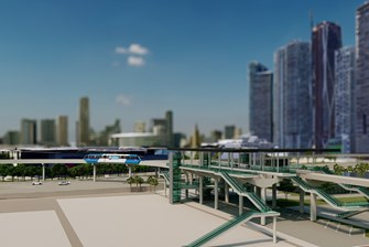Resorts World Miami Submits Plan for Monorail and Bus Station
