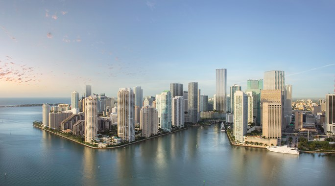 Baccarat Residences: Related Group X Baccarat for Miami Luxury Condos on Brickell's Riverfront